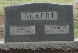 James Edward Ackert