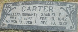 Samuel Parker Carter