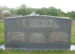 Lucy <I>Harville</I> Bond