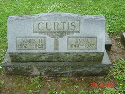 Anna <I>Ashcraft</I> Curtis