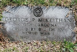George Pearl McKeithan