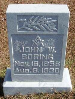 John Wesley Boring
