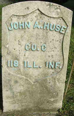 John A. Huse