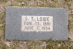 Sylvester Tucker Lowe