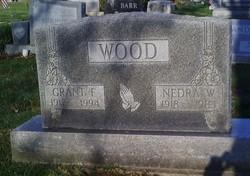 Nedra Wilnora <I>Stephenson</I> Wood
