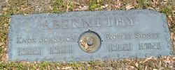 Robert Sidney Abernethy, Sr