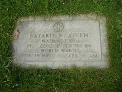 Bayard W Allen