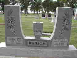 Joseph Earl Ransom