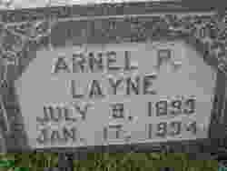 Arnel Preston Layne