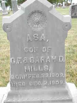 Asa Mills