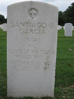 Santiago G Garcia