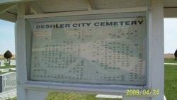 Deshler City Cemetery