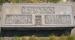 Rebecca Annie <I>Cramer</I> Gross