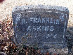 Benjamin Franklin Askins
