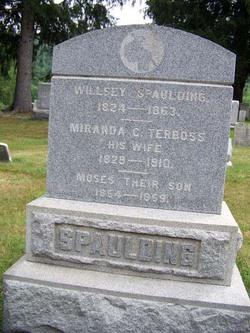 PVT Willsey Spaulding