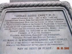 Dr Thomas Addis Emmet