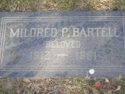 Mildred Pauline <I>Martin</I> Bartell