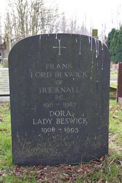 Lady Dora Beswick