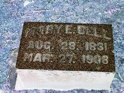 Mary E <I>Hughes</I> Bell