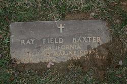 Ray Field Baxter