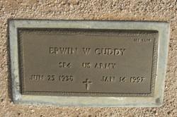 Erwin W Cuddy