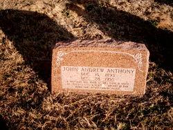 John Andrew Anthony