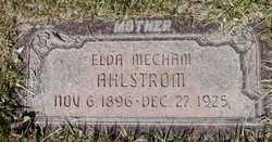 Elda <I>Meacham</I> Ahlstrom