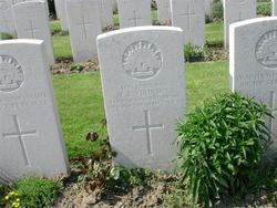 Corporal Edward Ernest Stainsby