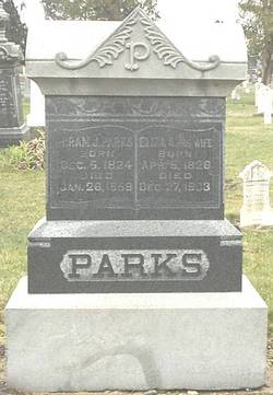 Eliza Ann <I>Ramsby</I> Parks