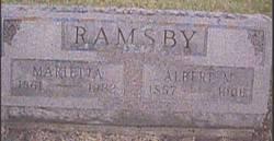 Albert M. Ramsby
