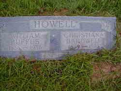 William Rufus Howell