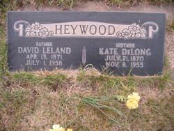 David Leland Heywood
