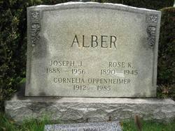 Rose Katherine <I>Hebenstreit</I> Alber