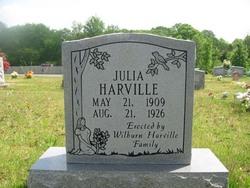 Julia Harville