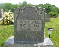 "James M. ""Jim"" Harville"