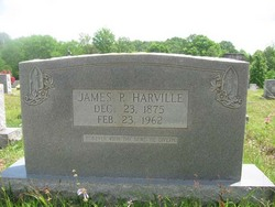 James Patrick Harville