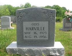 Odis Harville