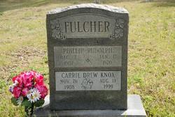 Carrie Drew <I>Knox</I> Fulcher