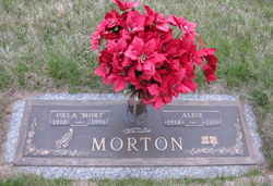 Alice Morton