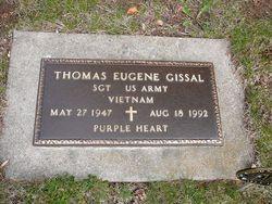 Thomas Eugene Gissal