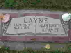 Helen Buxton Layne