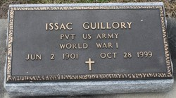 Issac Guillory