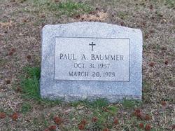 Paul A. Baummer