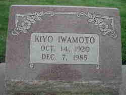 Kiyo Iwamoto