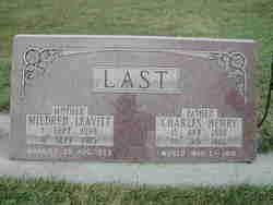 Charles Henry Last