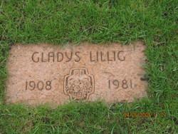 Gladys <I>Nelson</I> Lillig