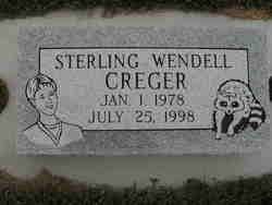 Sterling Wendell Creger