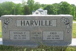 Fred Harville