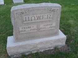 Sarah <I>Walter</I> Hower