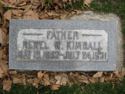 Newel Whitney Kimball